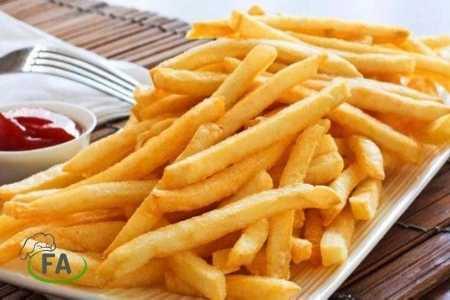 patatas fritas freidora sin aceite