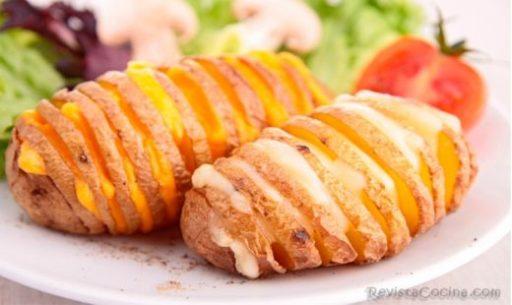 patata rellana baja en calorías