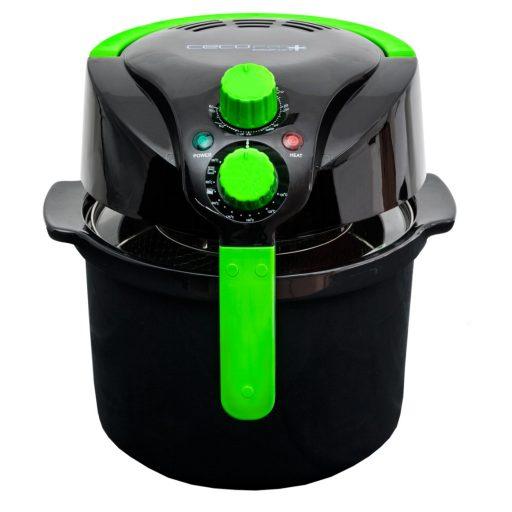Cecotec CecoFry Compact Plus, Freidora sin Aceite Multifunción, Cocina Dietética, Capacidad de 5 l, Potencia de 1000W