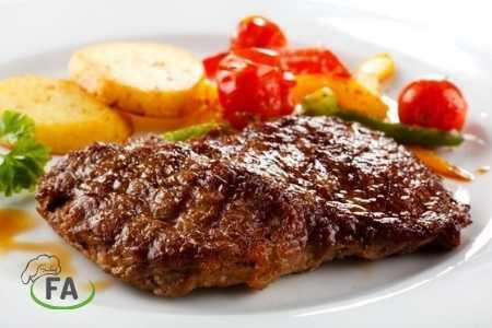 bistec sin aceite