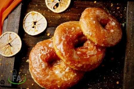 donuts en freidora sin aceite