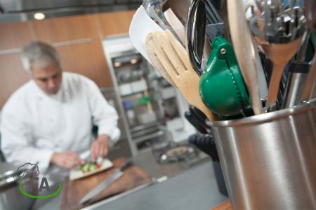 porta utensilios para cocina