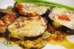 receta Berenjenas a la napolitana al horno