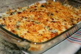 receta de espinacas al horno