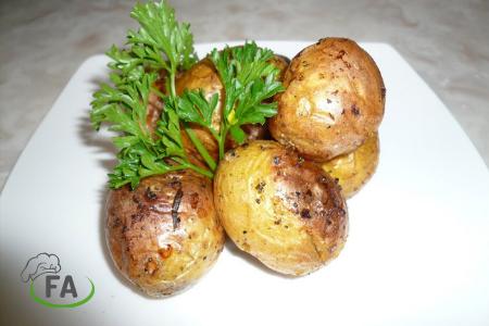 receta de patatas criollas al horno